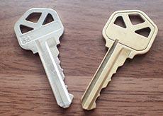 鍵の複製・作成