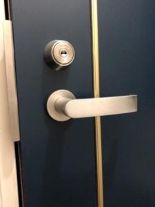 インロック開錠